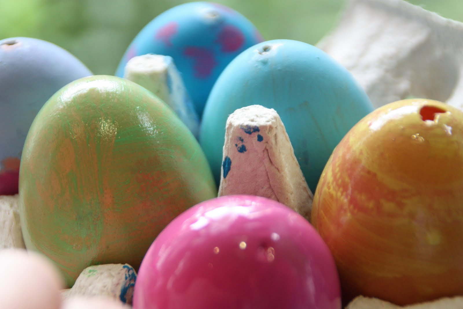 Sisters Guild Monday Makery Easter Eggs Decorations
