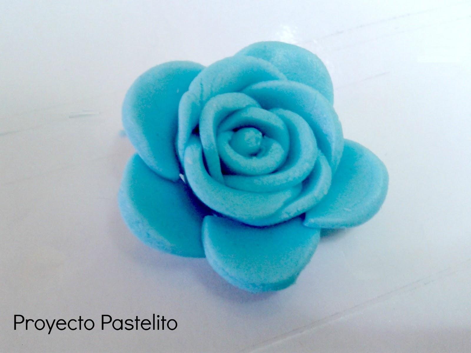 flore hechas en fondant