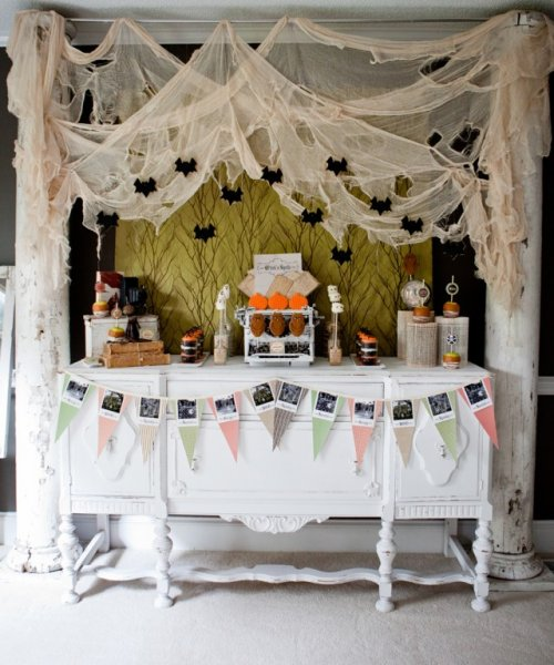 halloween baby shower inspiration chloe hunter