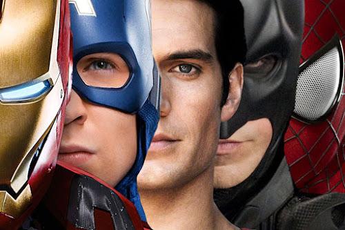 Melhores filmes de super heróis de todos os tempos