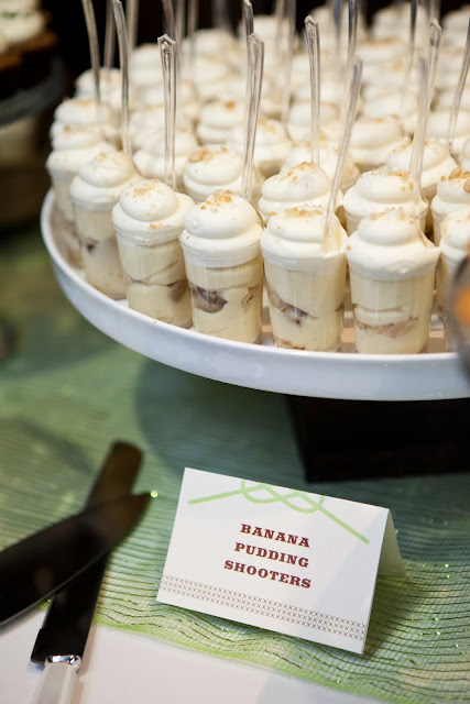 Top 5 Desserts of 2011 - Banana Pudding Dessert Shooters