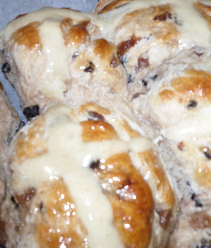 Hot Cross Bun time again