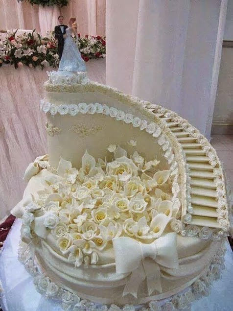 How Much For A Wedding Cake For
