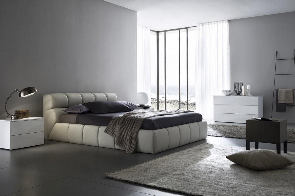 Desain Kamar Tidur Cantik Minimalis