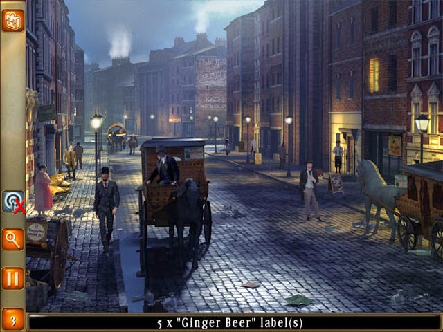 Game Jack the Ripper