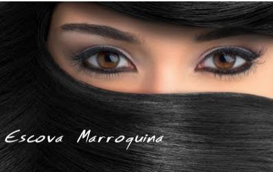 Escova Progressiva Marroquina