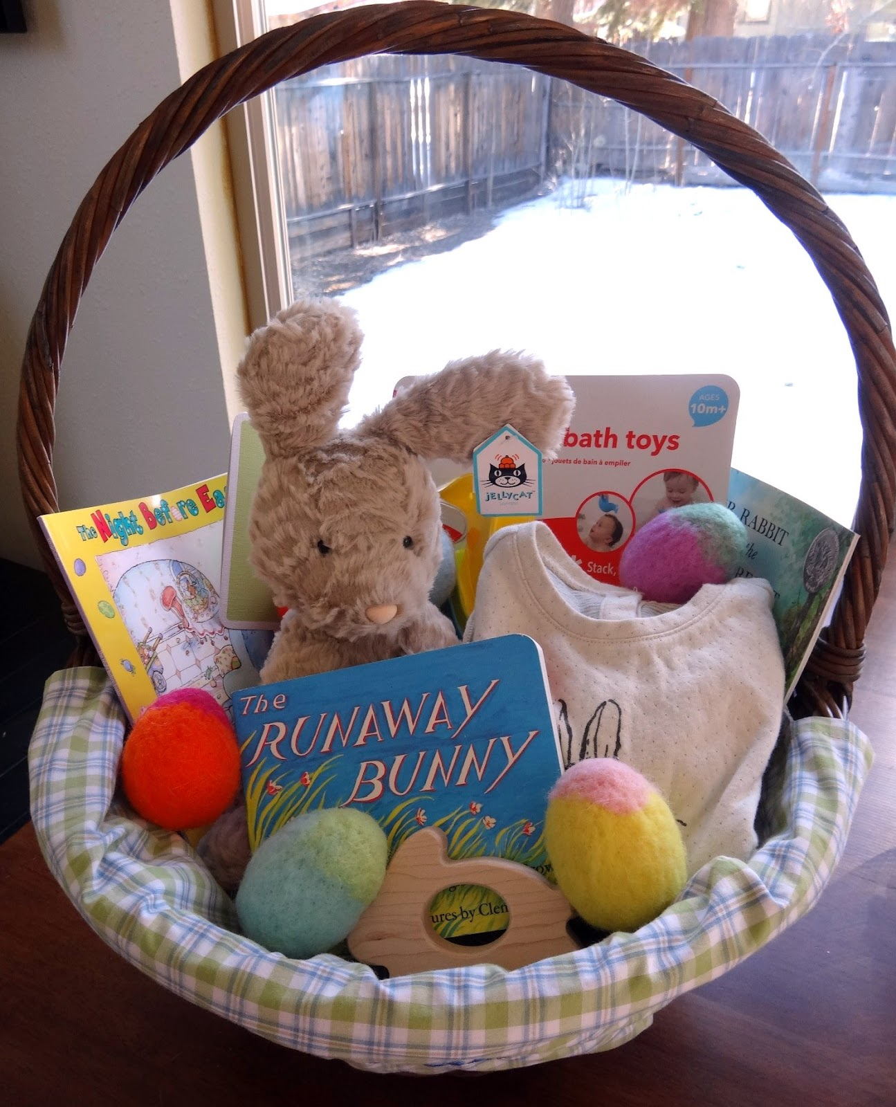 Schue love march 2013 fancy easter ethans easter basket negle