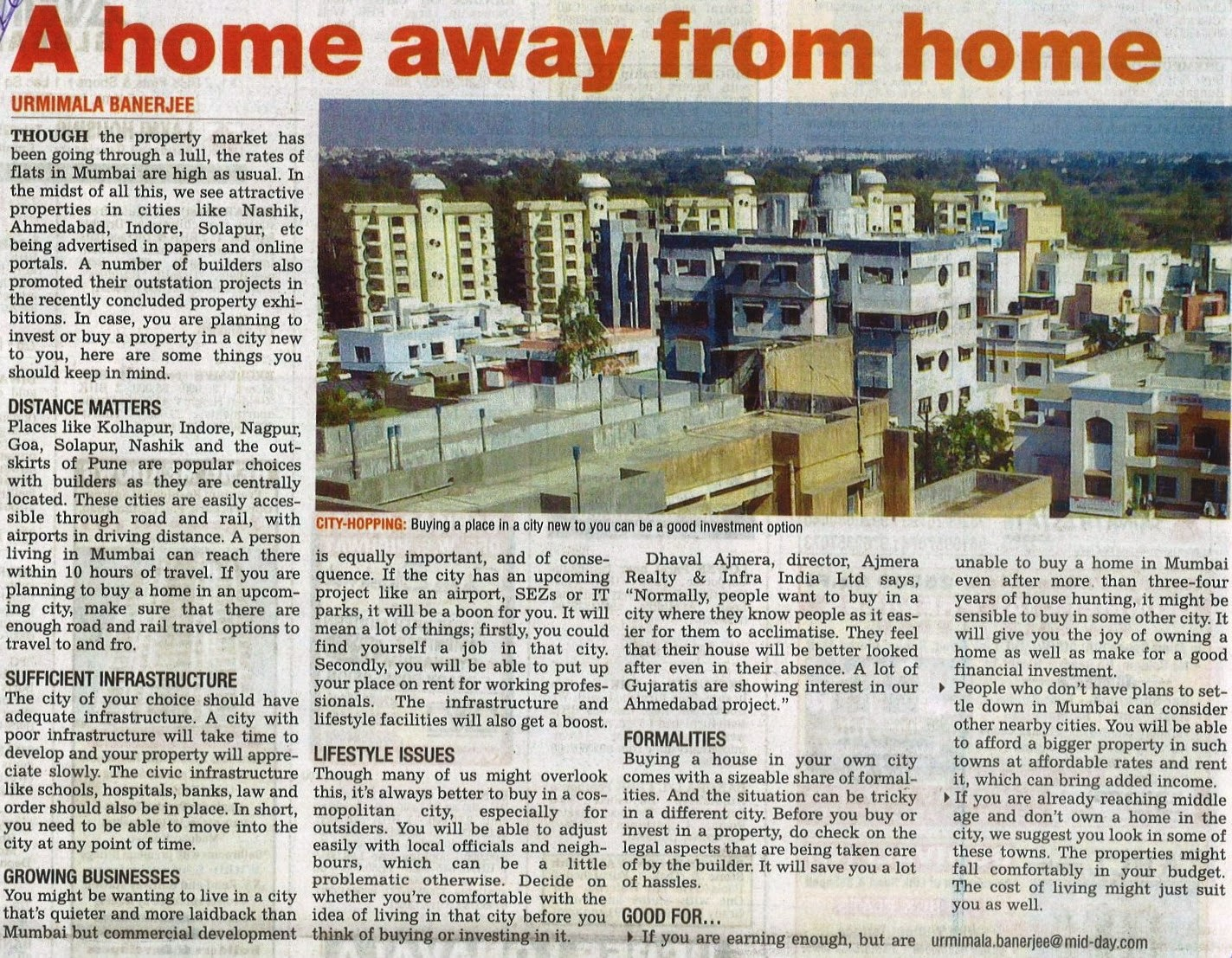 A Home away from home-Midday-Hotproperty-Nov-15,2013-Pg-01 ...