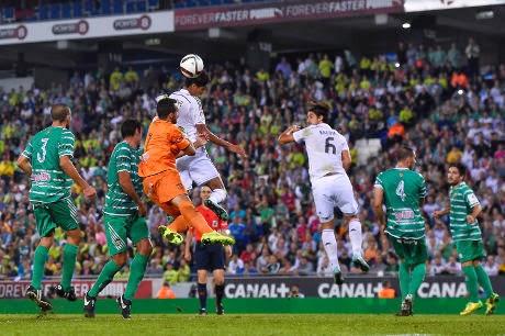 Real Madrid Lumat Cornella 4-1 Di Ajang Copa del rey