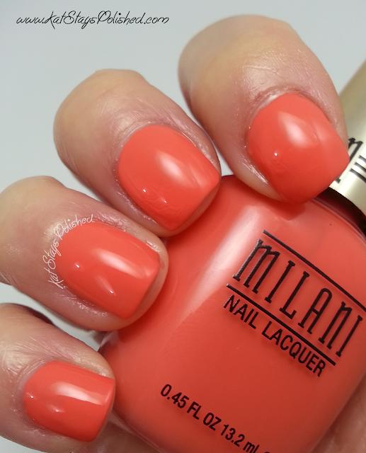 Milani Gold Label - Colorful Coral