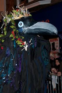 Cornwall lantern procession Truro