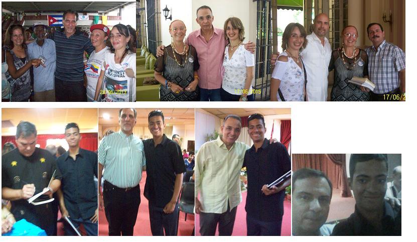 Comité de Solidaridad Cuba-Venezuela Fermín Valdés Domínguez