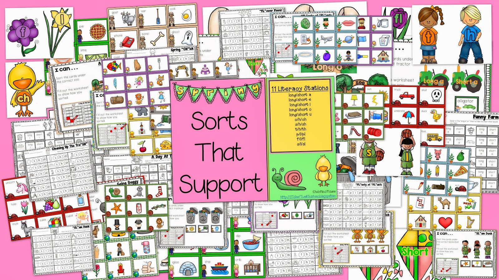 http://www.teacherspayteachers.com/Product/Sorts-that-Support-Spring-Edition-1164583