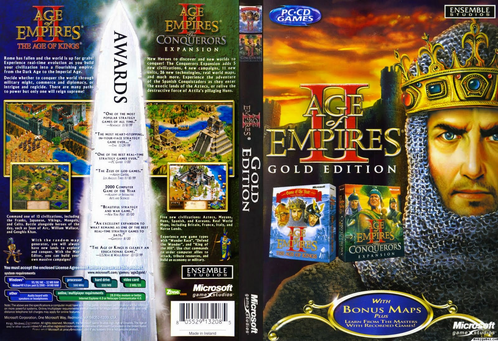 age of empires 2 for windows 7 64 bit free download
