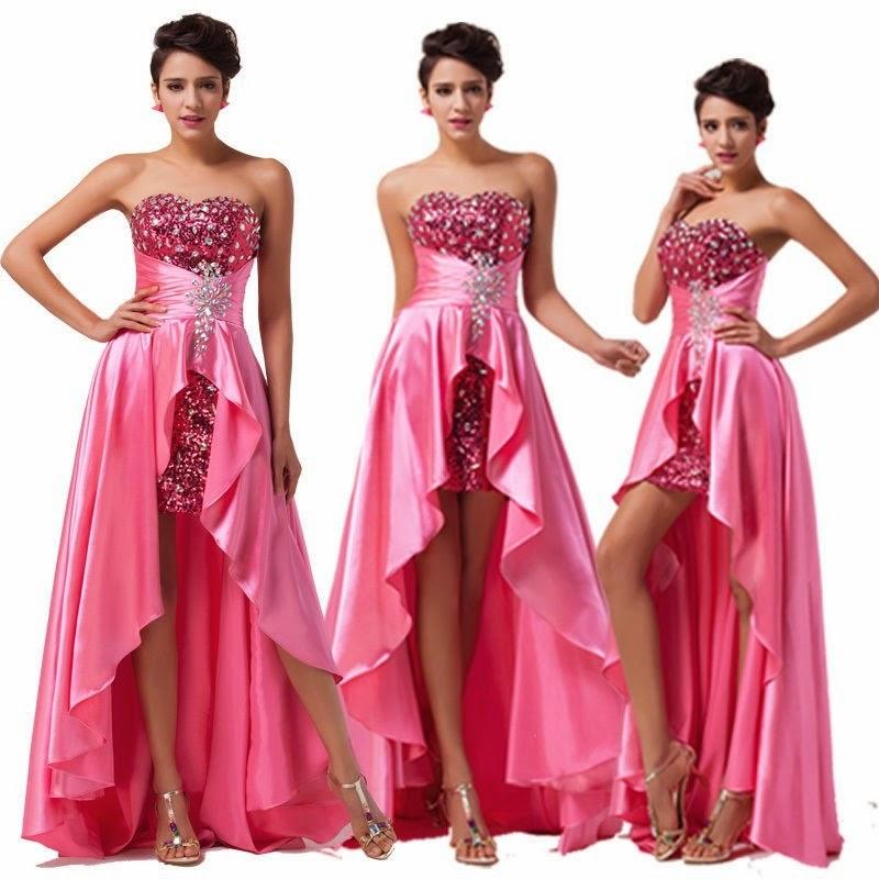 vestido mullet rosa para madrinha de 15 anos - dicas e modelos