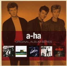 Capa A Ha – Original Album Series (2011) | músicas