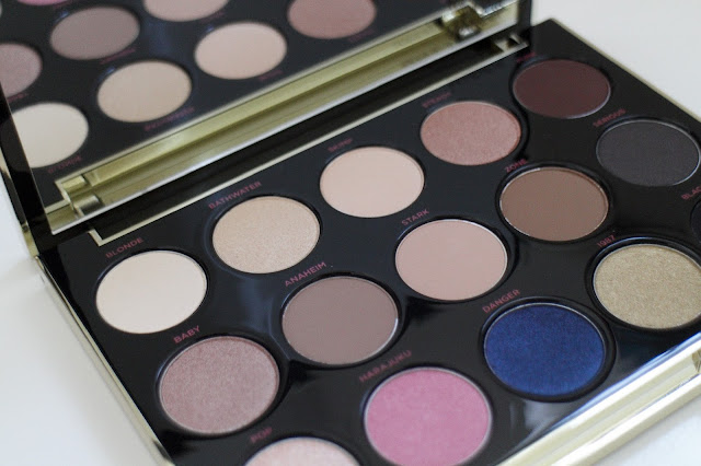 Gwen Stefani eyeshadow palette review, gwen stefani palette, urban decay palette, best eyeshadow palette, urban decay gwen eyeshadow palette review, gwen stefani makeup