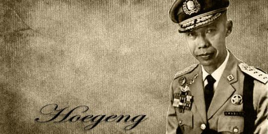 Indonesia Butuh KAPOLRI Setegas dan Sejujur Jendral Hoegeng