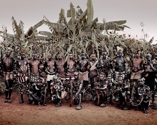 46 Must See Stunning Portraits Of The World's Remotest Tribes Before They Pass Away - Banna, Ethiopia