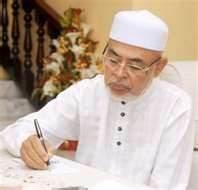 TG Ayahanda Dato' Dr. Haron Din Hafizohullah