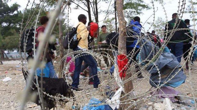 Έβρος, Κωνσταντινούπολη, Καλαί, Λαμπεντούζα: Παράλληλη διεθνής δράση αλληλεγγύης σε πρόσφυγες και μετανάστες