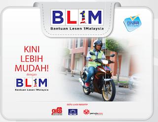 BL1M - BORANG ONLINE BANTUAN LESEN 1 MALAYSIA
