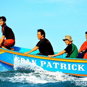 Sewa Perahu Nelayan Pangandaran
