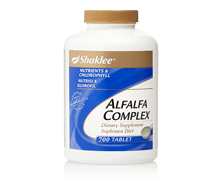 Alfalfa Complex (S)