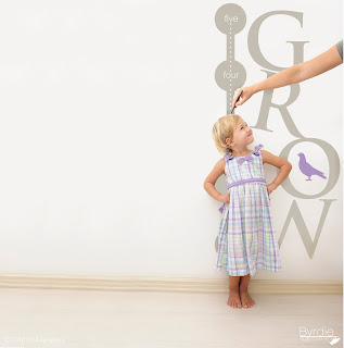 etsystalkers.com; byrdie kids; growth charts; decorating a nursery; wall decals