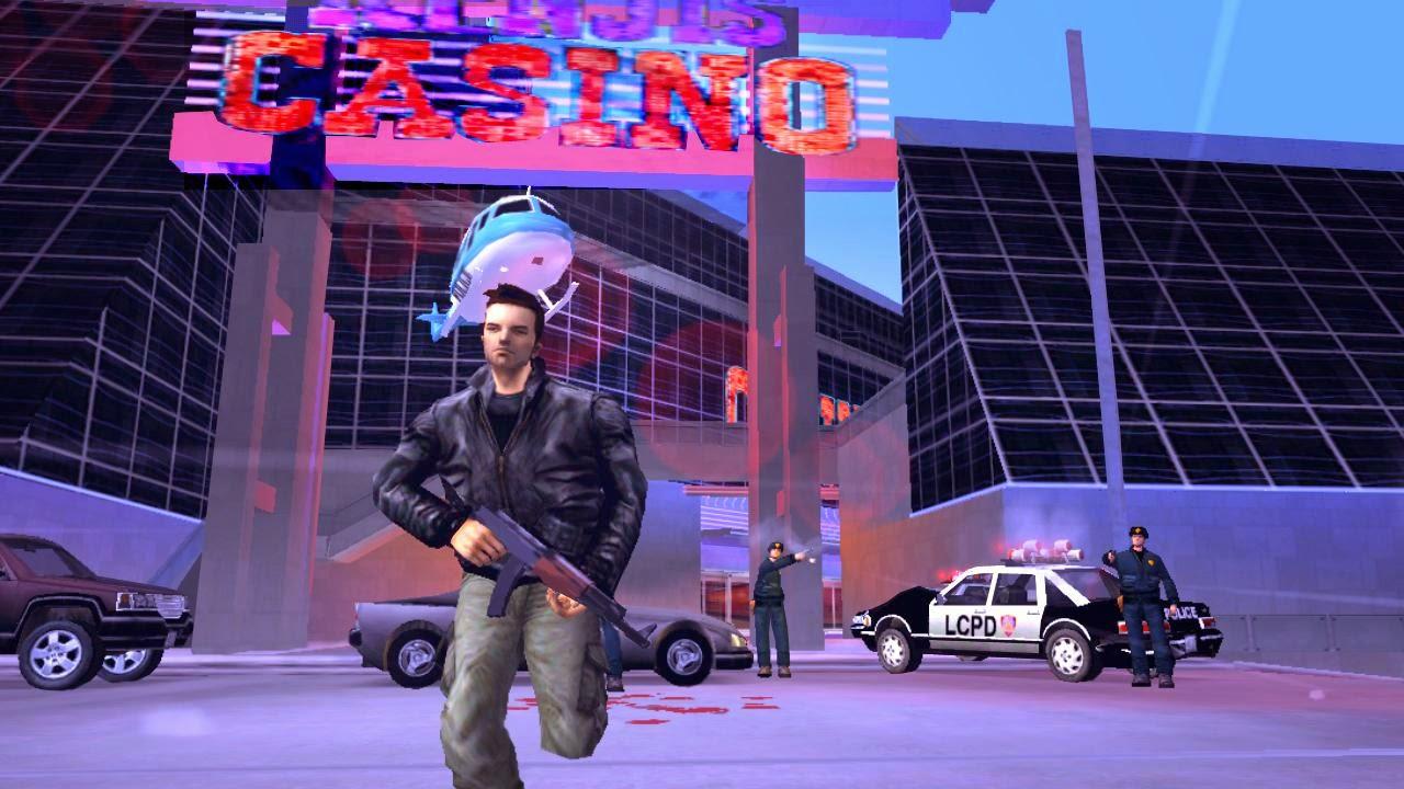 Grand Theft Auto III v1.6 APK