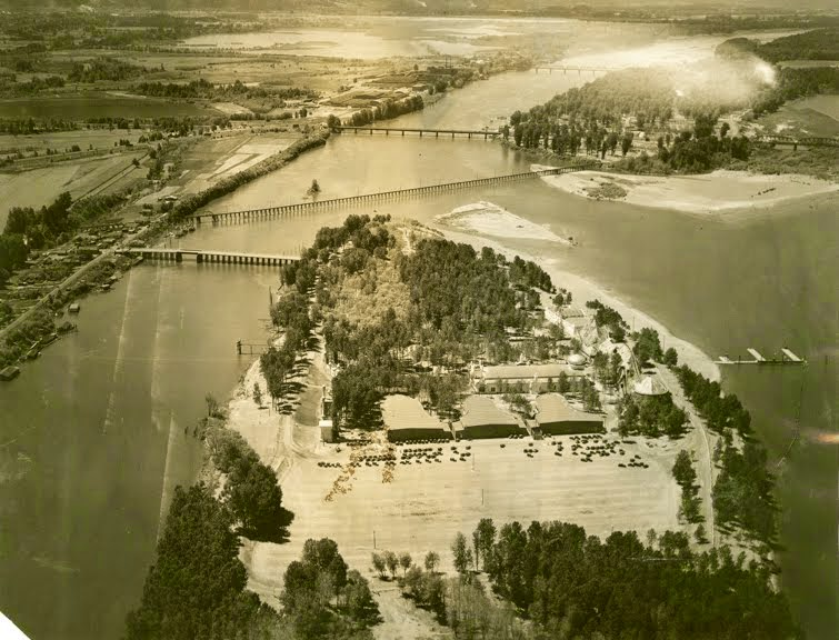 Picture taken June 5, 1931