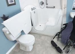 Disabled Bathtub