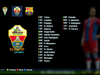 Option File PES 2013 untuk PESEdit 6.0 Update 11 September 2014