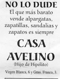 CASA AVELINO