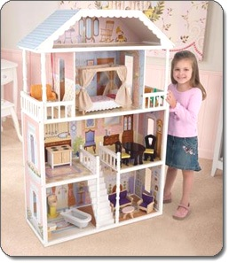 Savannah Dollhouse images