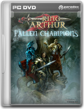 Capa King Arthur: Fallen Champions   PC (Completo) 2011