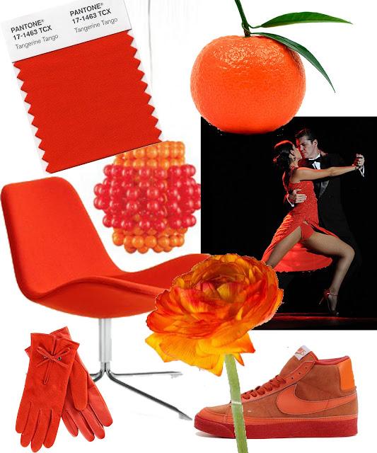 pantone szín 2012 tango