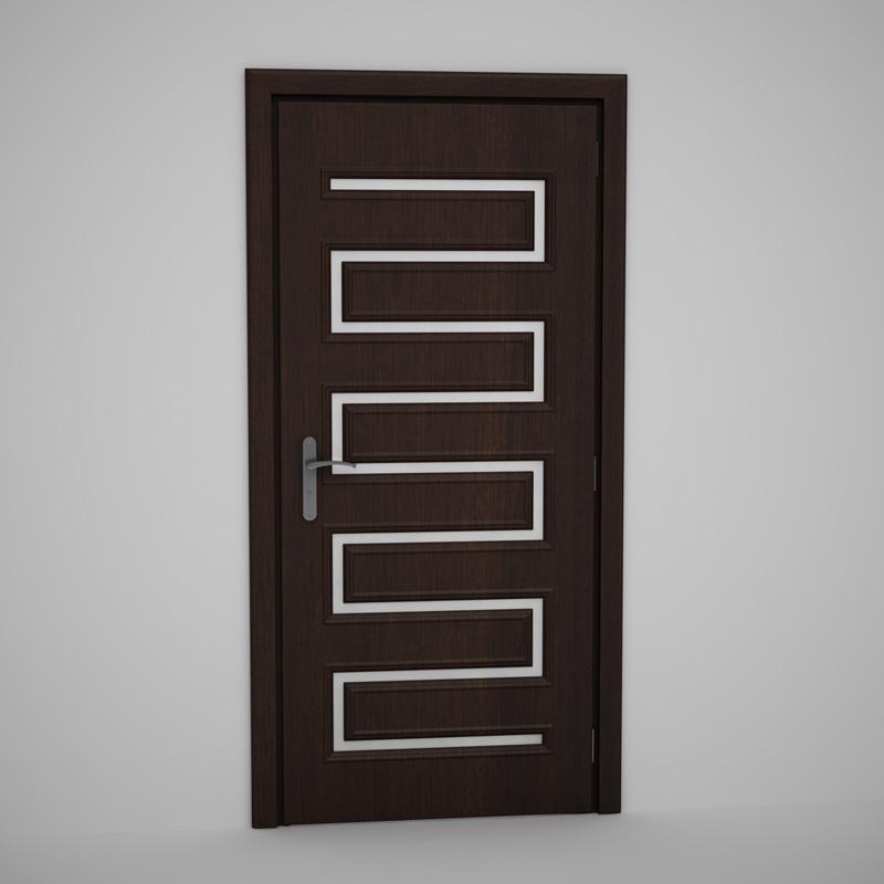 Mad for mid century custom mid century modern door - Mid century modern exterior doors ...
