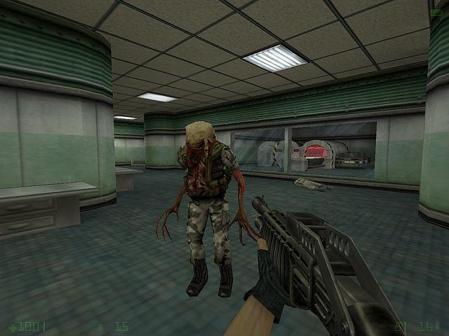 ~حصريـا~ تحميل الاصدار Opposing Force للعبة الشهيرة Half-Life  Screen44wq