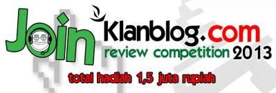 Kompetisi Menulis Review Klanblog 2013