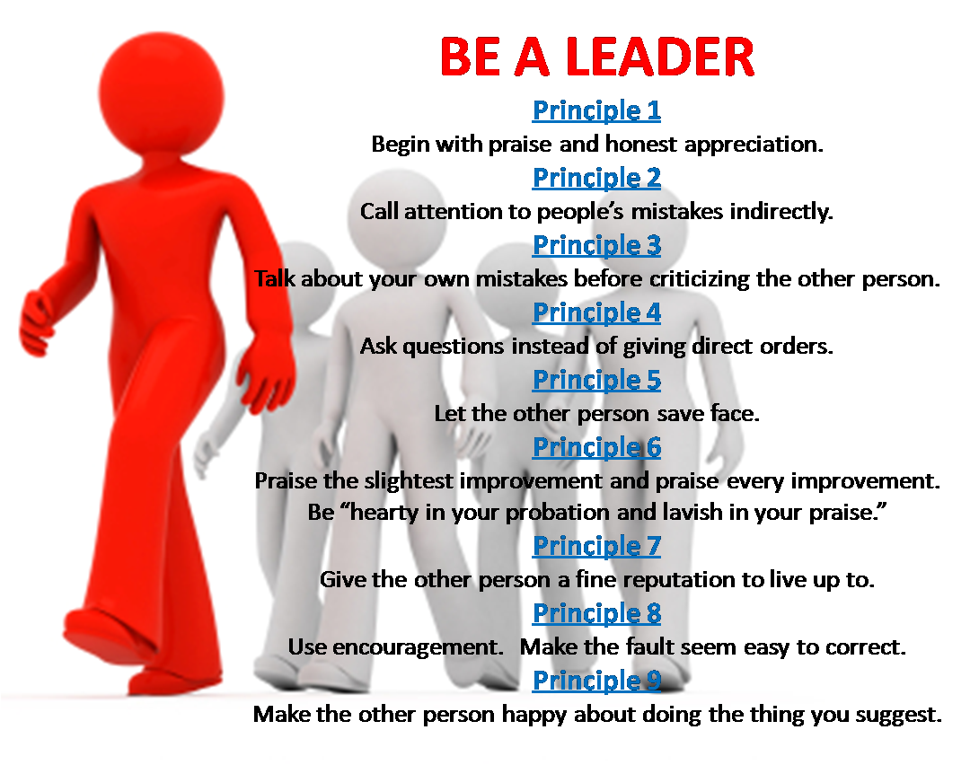 becoming a good leader essay
