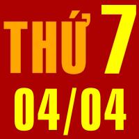 Tử vi 4/4/2015 Thứ Bảy - 12 Cung Hoàng Đạo hôm nay