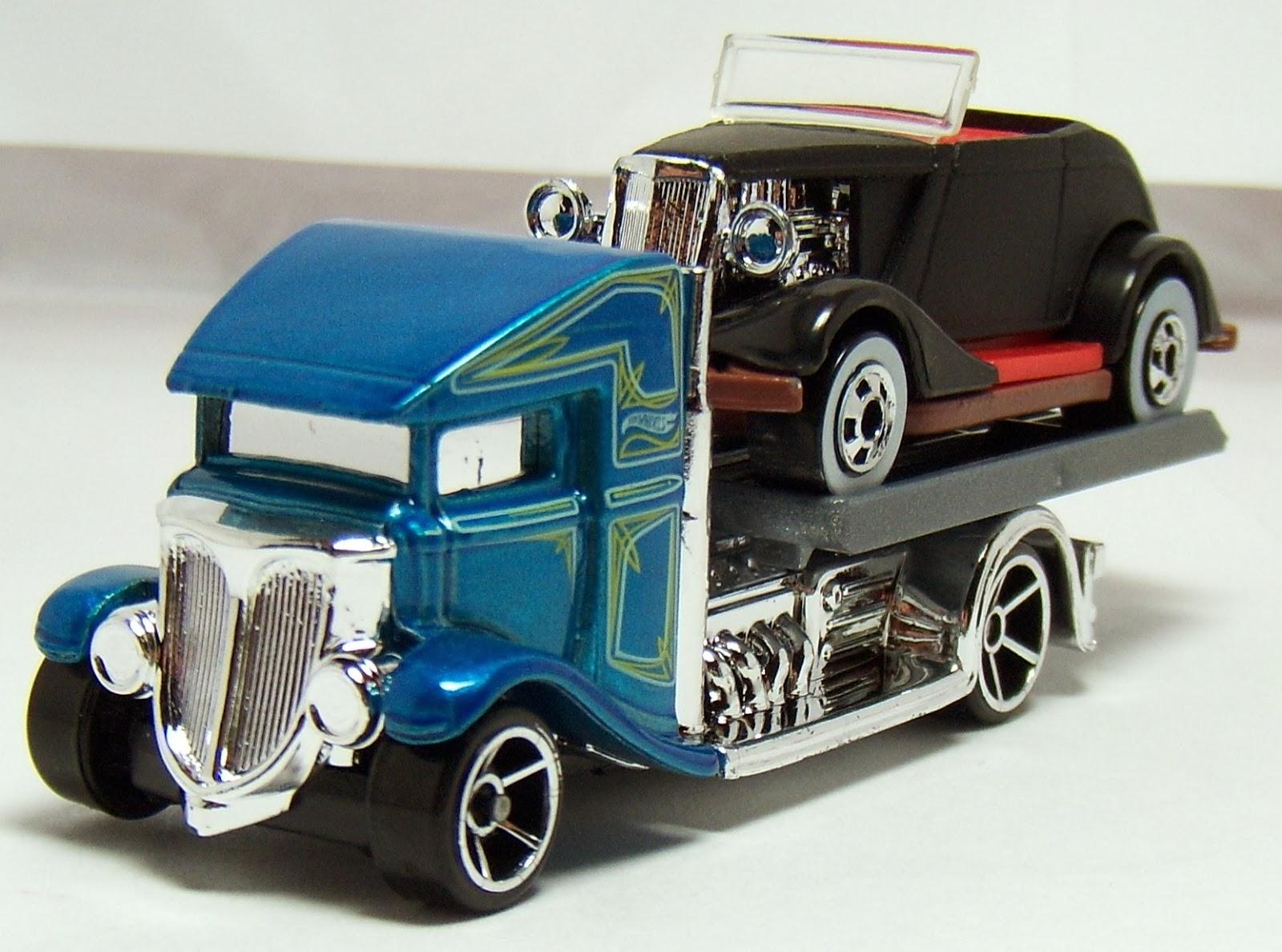 Flatbed haulers part 1 hot wheels fast bed hauler cabbin fever and matchbox flatbed truck s