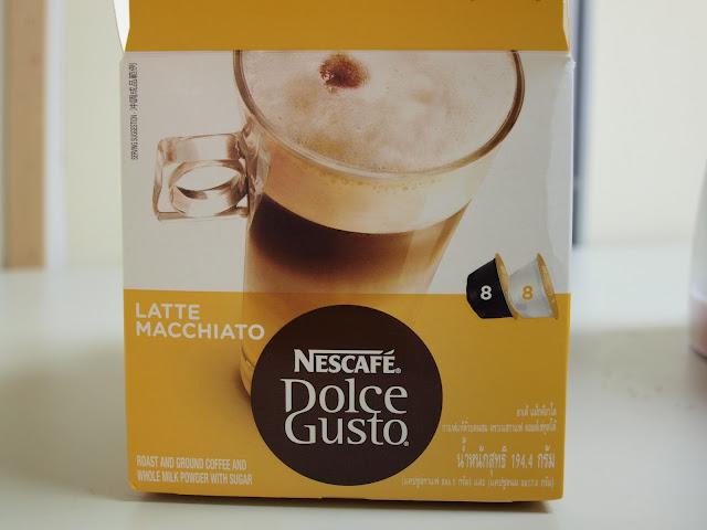 雀巢膠囊咖啡機 NESCAFÉ Dolce Gusto 拿鐵咖啡膠囊