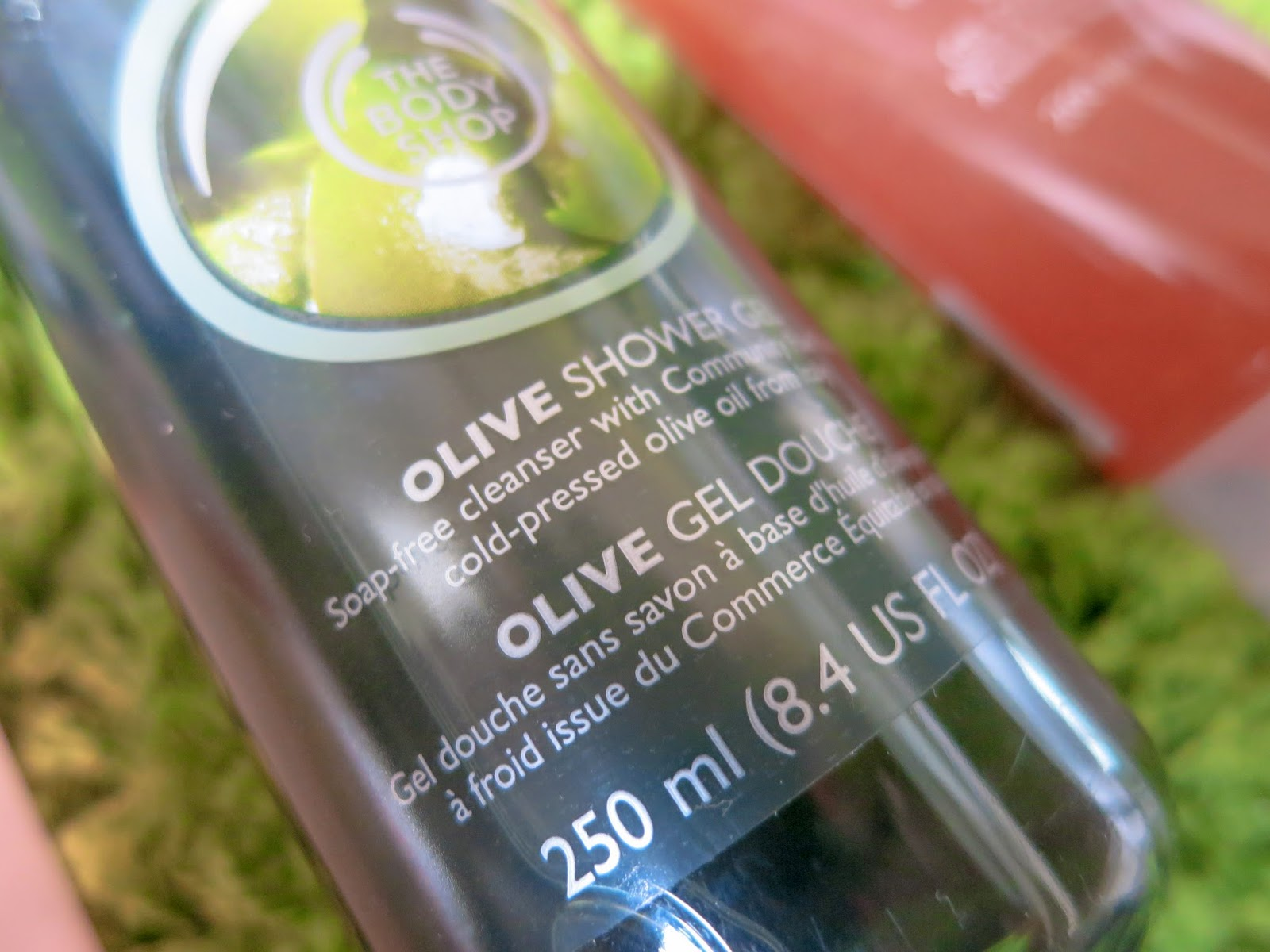 The Body Shop Olive Shower Gel
