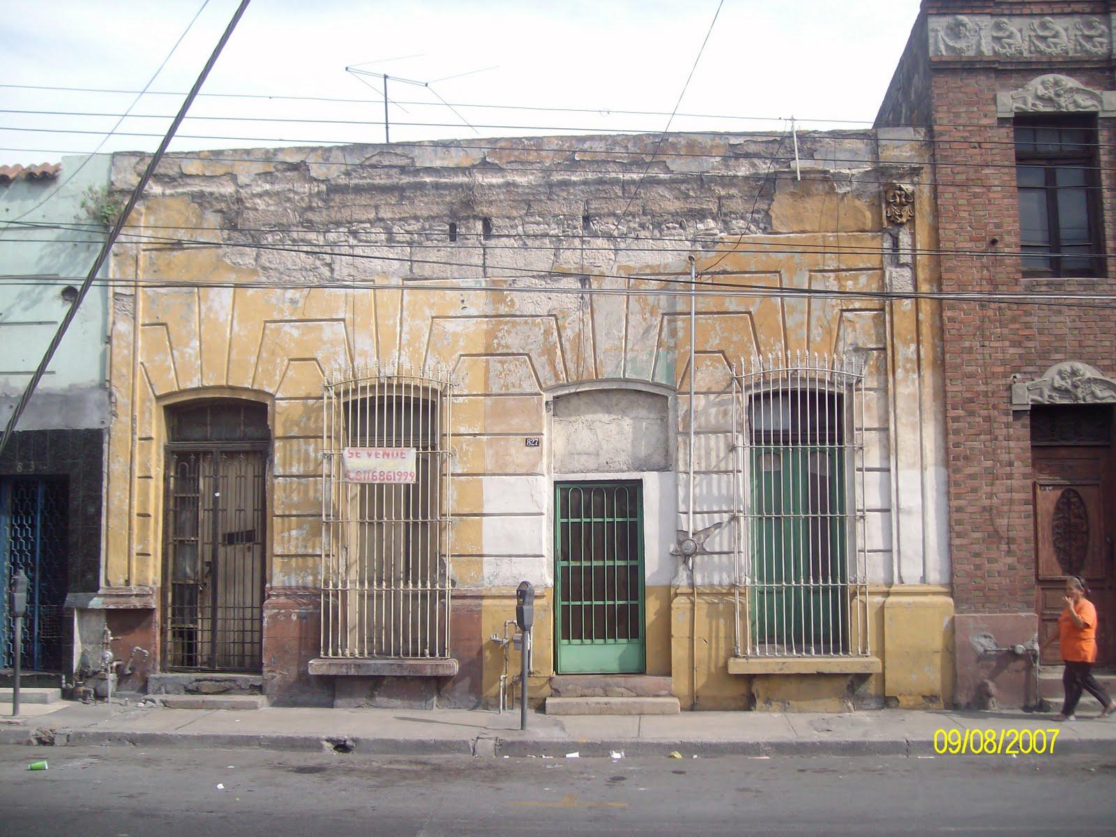 Arquitectura monterrey casas antiguas en monterrey for Casas en monterrey