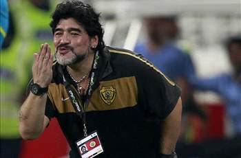 Diego Maradona dirigiría al Shanghai Shenhua