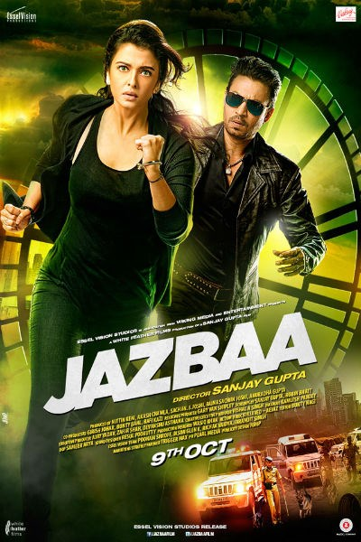 Jazbaa (2015) Movie Poster No. 1