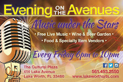 Evening on the Avenues now EVERY Friday