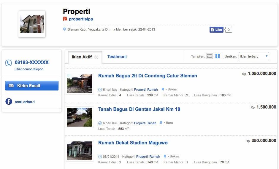 bisnis online broker properti